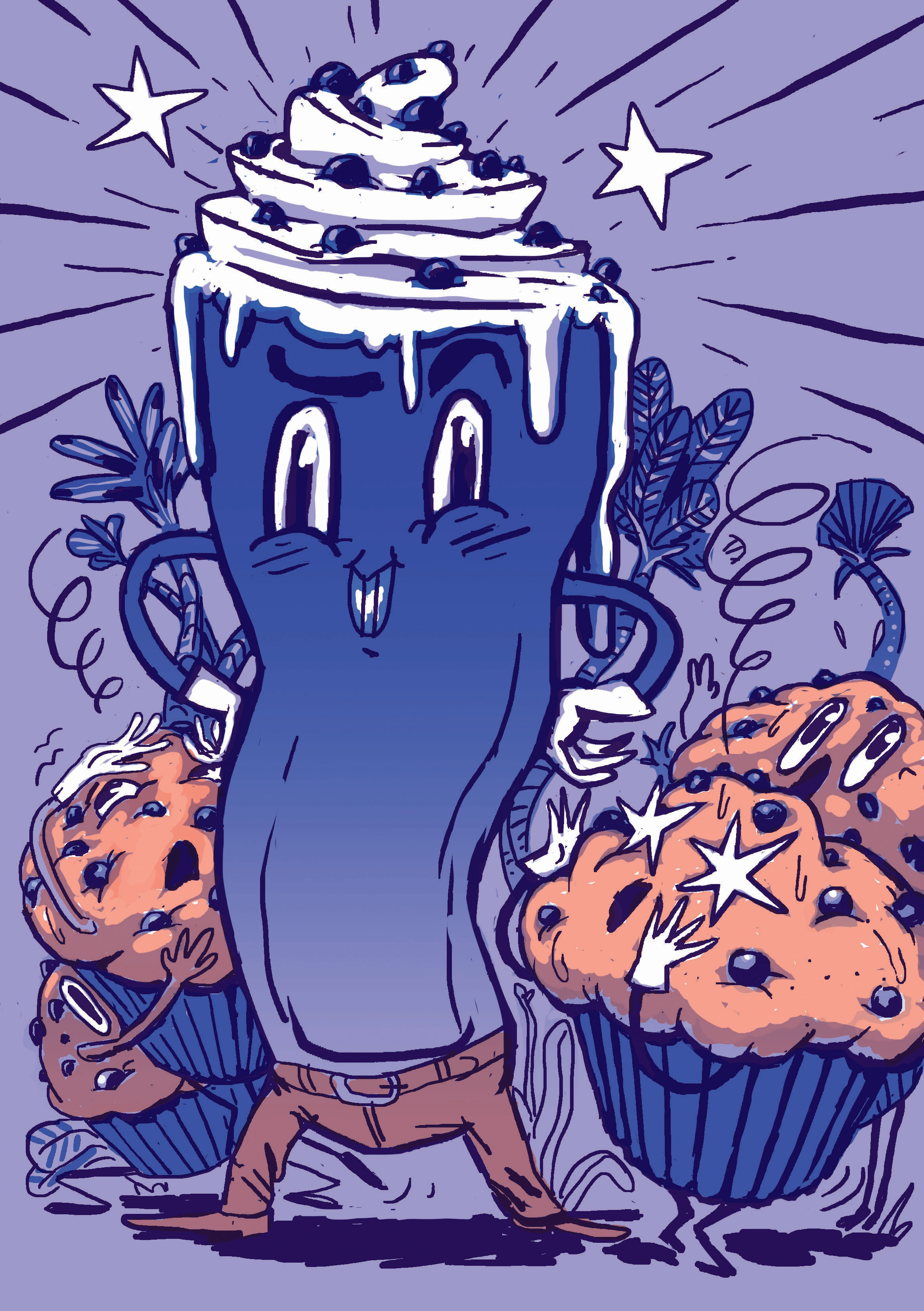 milkshake muffins myrtille final rvb